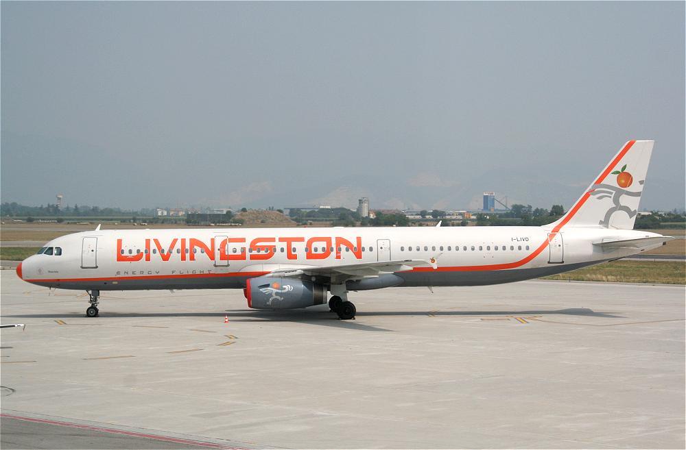 a321 livingston